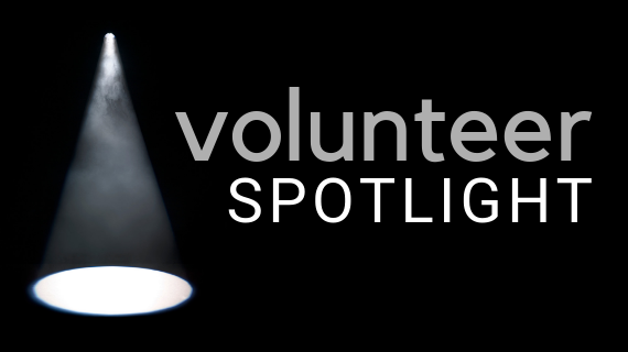 Volunteer Spotlight Blog Header