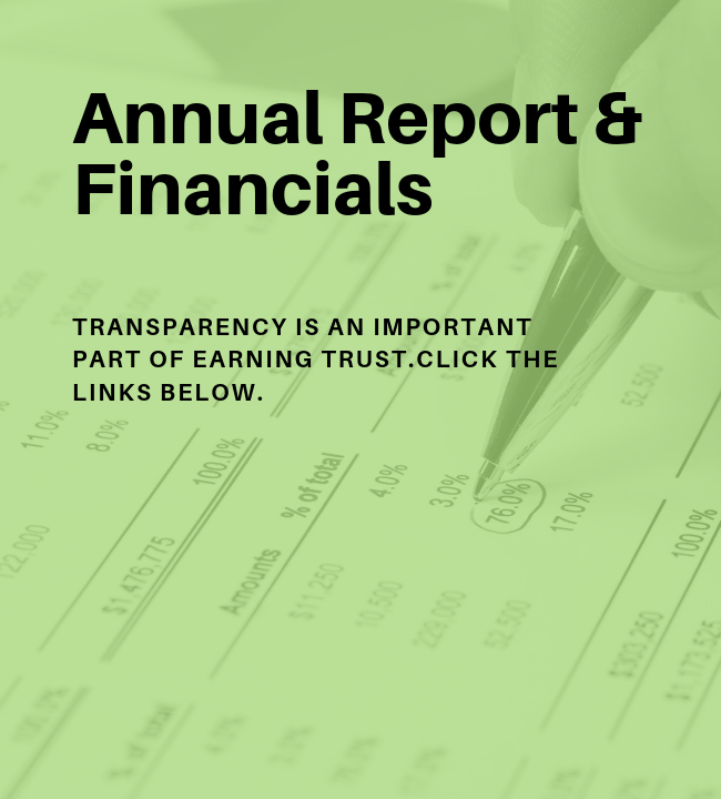 Annual Report & Financials